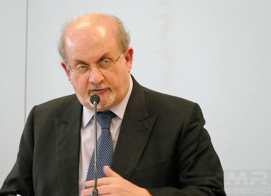 Salman Rushdie © dokfoto.de