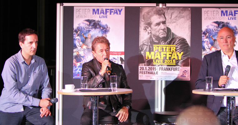 Peter Maffay © Klaus Leitzbach / FFM PHOTO