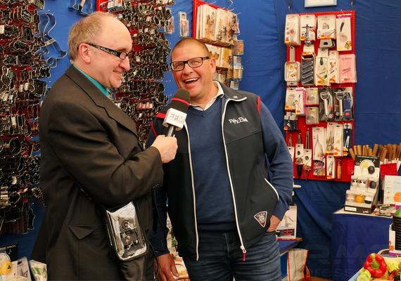 Interview Messe Wächtersbach © frankfurtphoto
