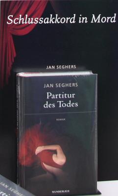 Partitur des Todes von Jan Seghers © mainhattanphoto 2008