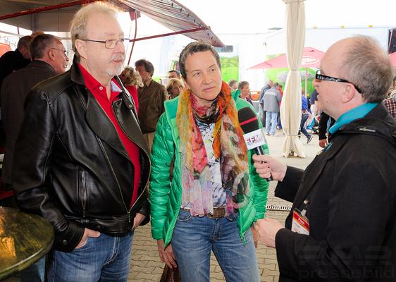 Interviw Messe Wächtersbach © frankfurtphoto