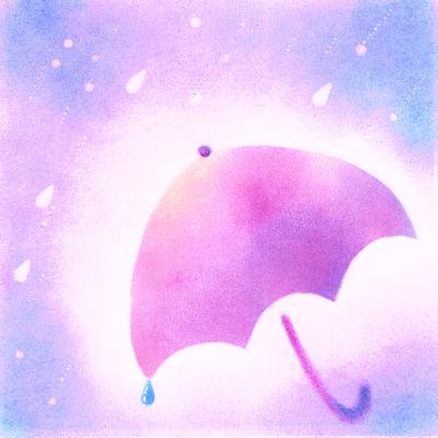 紫陽花アンブレラ