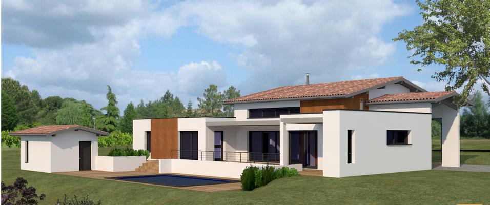 Maison individuelle Neuve - 2016 - Lot-et-Garonne (47)