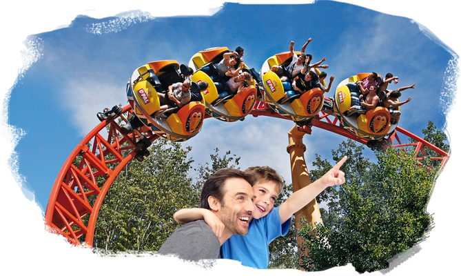 LE PAL parc d'attractions