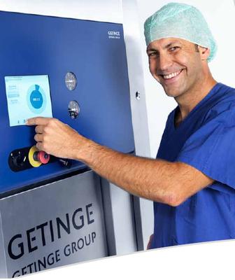 Hygiene-Lösungen von GETINGE