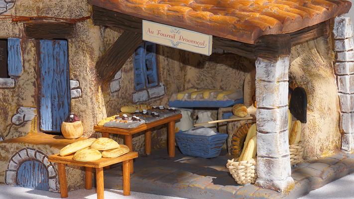 Fournil provençal