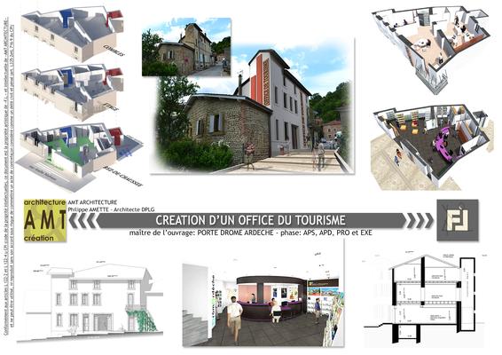 Création d'un office du tourisme