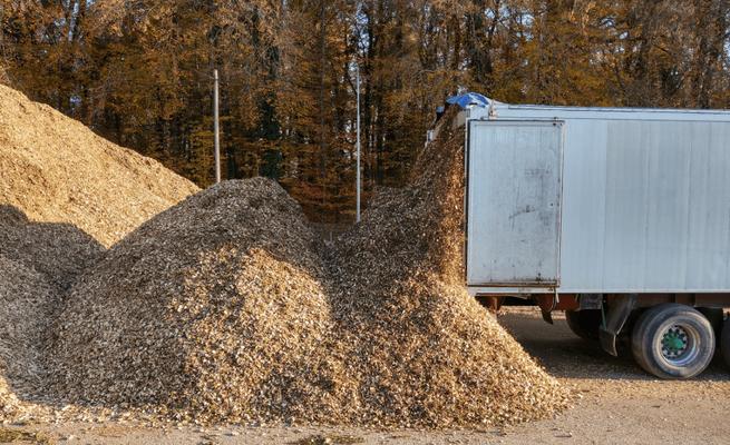 Chiptrac neuer Lastwagen