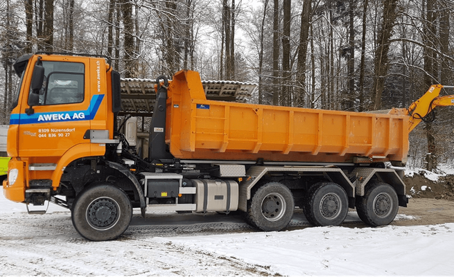 Tatra MX13, 460 PS