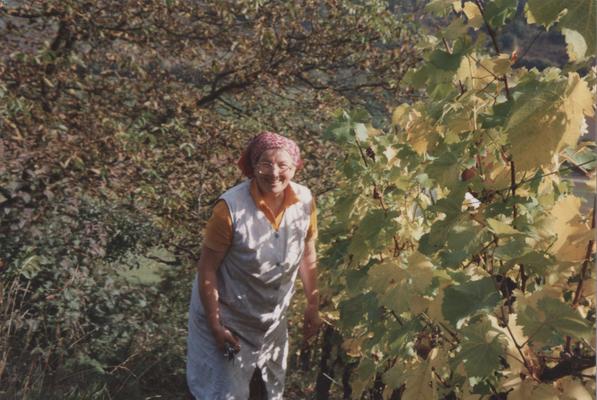 Maria Schäfer • die Oma • Schäfers Weingut
