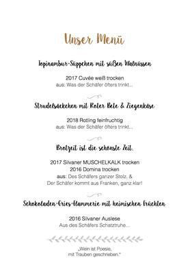 Füllersch Kinder 2019 | unser Menü.