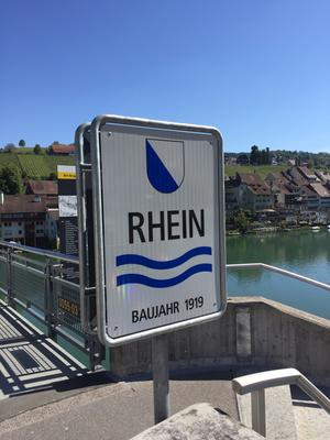 Rhein bei Eglisau