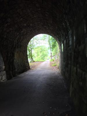 Tunnel beim Walensee