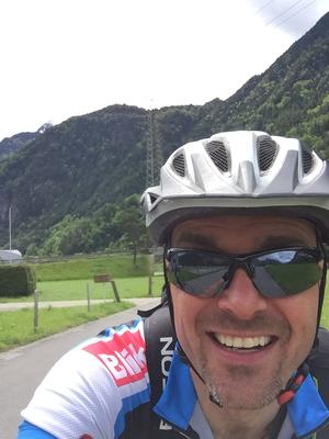 Selfie in Erstfeld