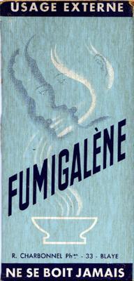 Boite de Fumigalène