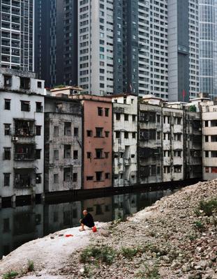 Den kinesiske storby Guangzhou
