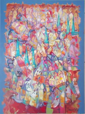 A. Ignatkov, Lübeck, 60 x 80 cm, 699,-€