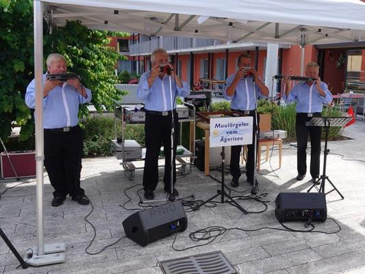 2019-08 - Chlösteri - Unterägeri ZG