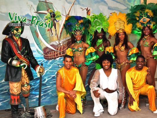 Viva Brasil - ein Ausflug nach Brasilien