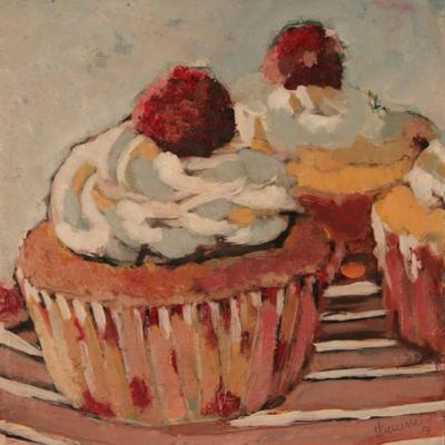 20x20 Cupcake o