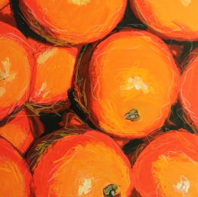 20x20 Orangen o