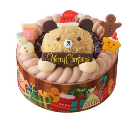 銀座コージーコーナー クリスマスケーキ