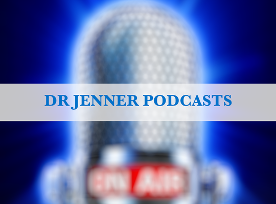 Dr Jenner Podcasts