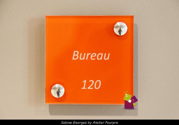 Identification des bureaux