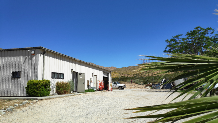 Bürogebäude der Windfarm