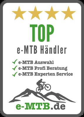 Top e-Mountainbike Händler in Ravensburg