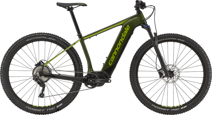 Cannondale Trail Neo 2019 mit Shimano Motor