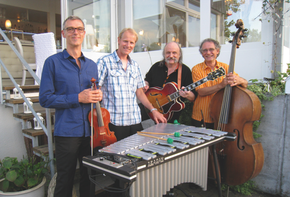 Fere's Hot Strings: Rainer Hagmann, Peter Horisberger, Fere Scheidegger, Thomas Dürst