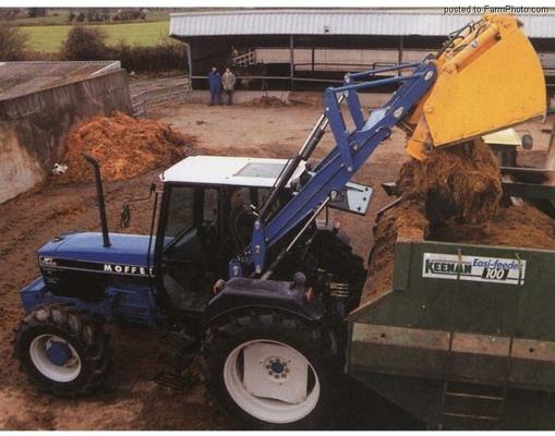 Ford Moffet Traktor