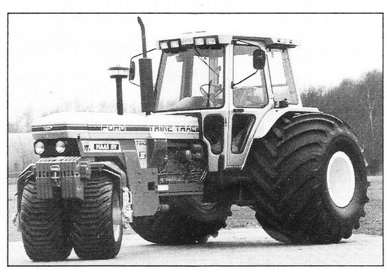 Ford Trike Traktor