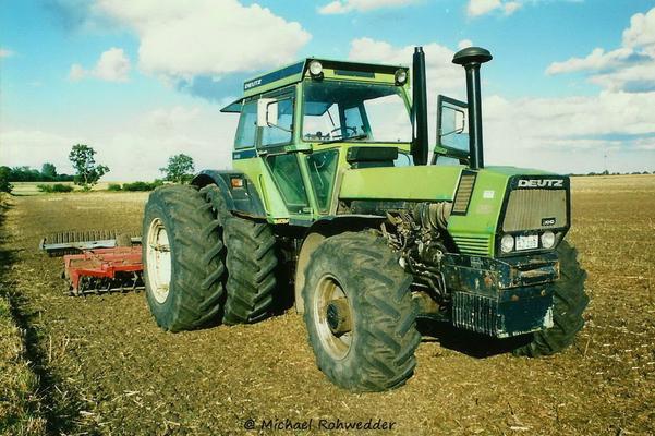 Deutz-Fahr DX Traktor