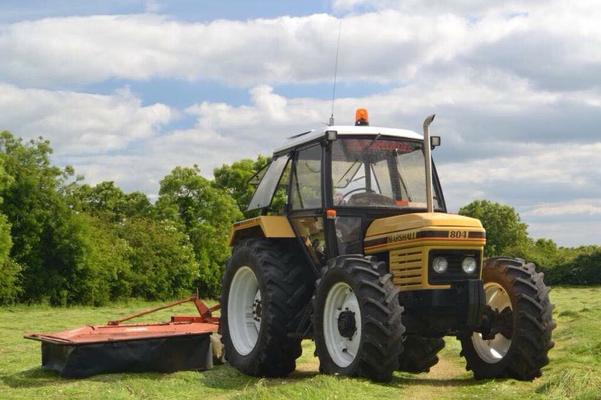 Marshall Traktor