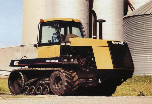 Caterpillar Challenger