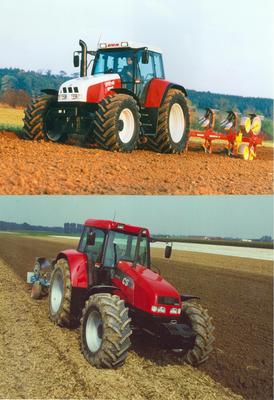 Steyr Traktor 9145