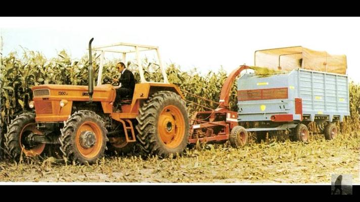 Fiat Traktor 1000DT