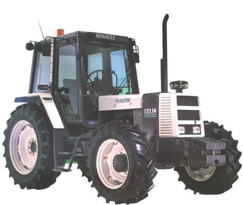 Renault Traktor 133.14