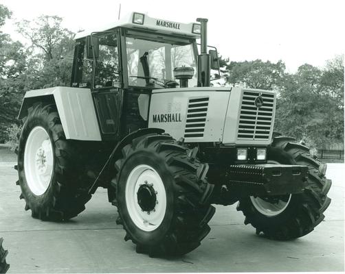 Steyr Marshall Traktor