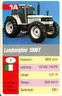 Lamborghini 1566 DT