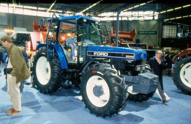 Ford 8340 Agritechnica