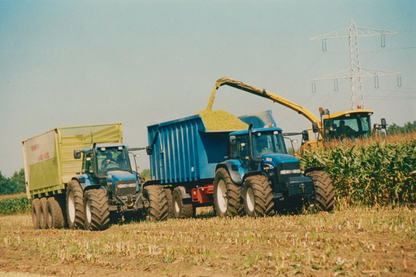 New Holland Tm 190 & TM 175