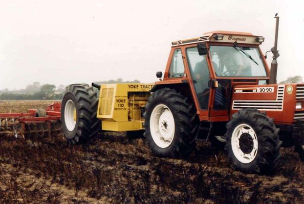 Fiatagri 90-90 DT