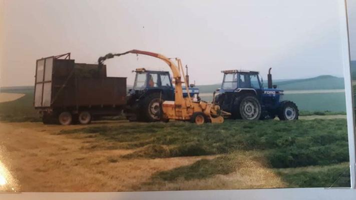 Ford Traktoren