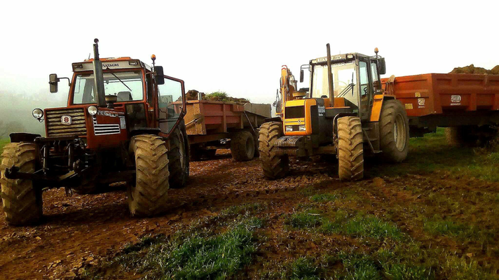 Renault Traktoren