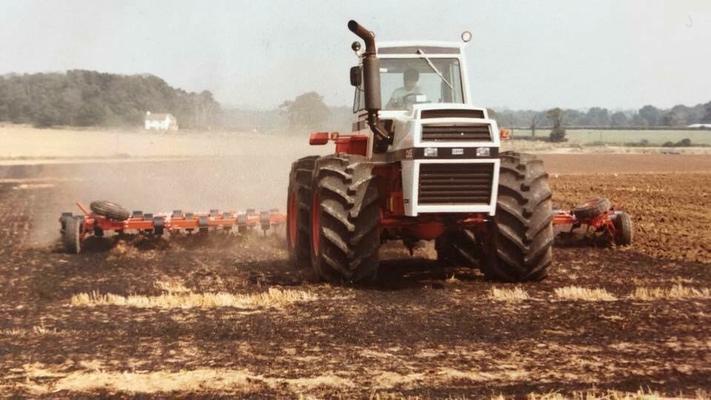Case Großtraktor 4690