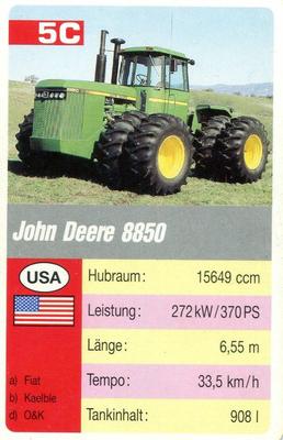 John Deere 8850