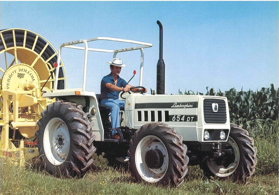 Lamborghini DT Traktor